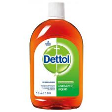 Dettol (New 550 Ml) 500 Ml Liq