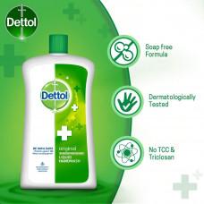 Dettol Liquid Handwash Original 900 ml