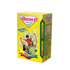 Glucon D Lemony Lime 100 gms