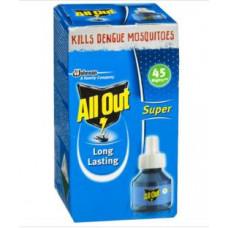 Allout Ultra Mosquito Repellent Refill 45 Night