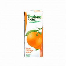 Tropicana Orange Juice - 200 ml