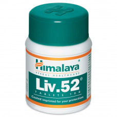 Himalaya Liv-52 Tablet  (Pack-100)