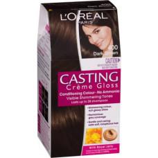 Loreal Casting Creme Gloss 400 Dark Brown - 160 ml