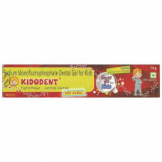 Kidodent Sugar Free Gel - 75 gm