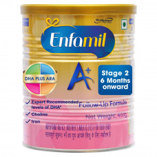 Enfamil A+ Stage 2  6 To 12 Months 400 g