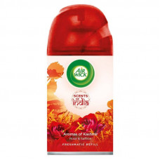 Airwick Velvet (Aromas Of Kashmlr Rose & Saffron) - 245 ml