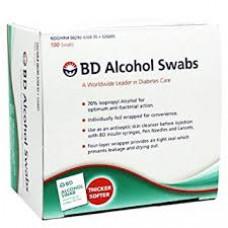 B.d.alcohol Swabs - 1 No