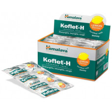 Himalaya Koflet-h Lemon Lozenges (Pack-6)