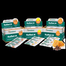 Himalaya Koflet-h Ginger Lozenges (Pack-6)