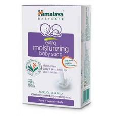 Himalaya Baby Extra Moisturizing Soap 125g