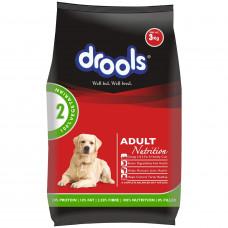 Drools 100% Vegetarian Adult Dog Food - 3kg