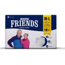 Friends Pull Ups M - L Diapers