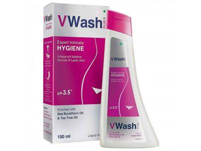 Vwash Plus Ph 3.5 100 Ml Oil