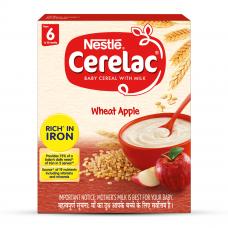Cerelac Apple Stage 1 Wheat Apple Poshan 300 gms Powder
