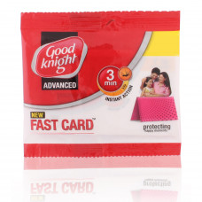 Good Knight Fast Card - 10 nos.