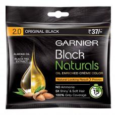 Garnier Black Naturals 2.0 Original Black 20 Ml