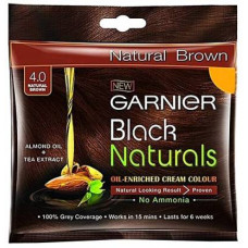 Garnier Black Naturals 4.0 Natural Brown 20 Ml