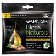 Garnier Black Naturals 3.0 Brown Black 20 Ml