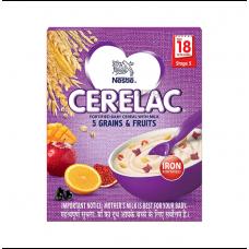 Cerelac Mix Fruits Stage 5 300 Gm Powder