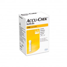 Accu-chek Softclix Lancets (Pack of 200)