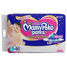 Mamy Poko Pants Diapers L - 46 nos