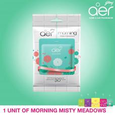Godrej Aer Pocket Morning Misty Bathroom Freshner