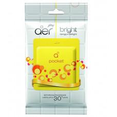Godrej Aer Pocket Bright Tangy Bathroom Freshner