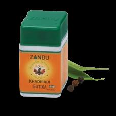 Zandu Khadiradi Guti - 70 Tab