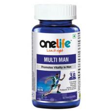 One Life Multi Man - 60 Tab