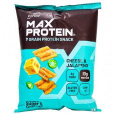 Ritebite Max Protein Snacks Cheese & Jalapeno 60 Gm