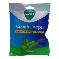 Vicks Cough Drops Menthol 20 Nos