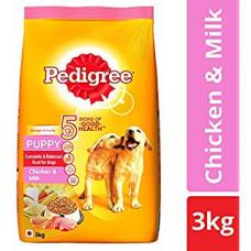 Pedigree Chicken And Vegetable - 3 kg