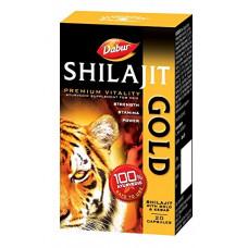 Dabur Shilajit Gold - 20 Cap