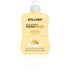 Enliven Milk & Honey Handwash 500 ml