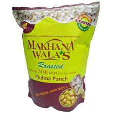 Makhanawalas Pudina Punch Roasted Makhana 80 Gm