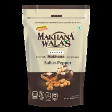 Makhanawalas Salt & Papper Roasted Makhana 80 Gm