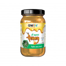 One Life Organic Tulsi Honey 250g