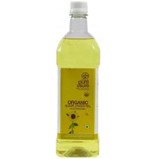 Pure & Sure Organic Sun Flower Oil 1 Ltr