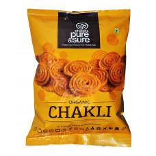 Pure & Sure Organic Chakli 200 Gm
