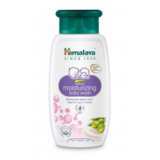 Himalaya Extra Moisturizing Baby Wash 200 ml