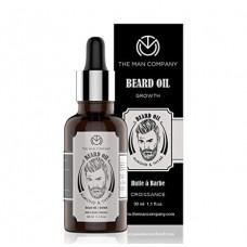 The Man Company Almond & Thyme Beard Oil 30 Ml