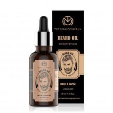 The Man Company Argan & Geranium Beard Oil 30 Ml
