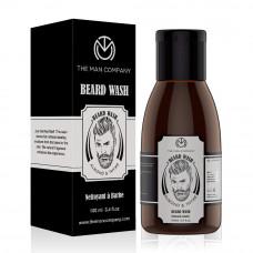 The Man Company Almond & Thyme Beard Wash 100 Ml