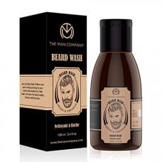 The Man Company Argan & Geranium Beard Wash 100 Ml