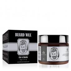 The Man Company Almond & Thyme Beard Wax 50 Ml