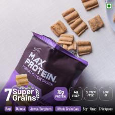 Ritebite Max Protein Snacks Cream & Onion 60 Gm