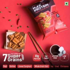 Ritebite Max Protein Snacks Chinese Manchurien 60 Gm