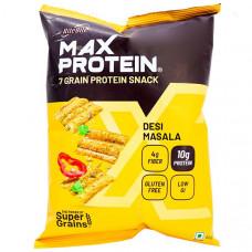 Ritebite Max Protein Snacks Desi Masala 60 Gm