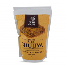 Pure & Sure Organic Aloo Bhujiya 200 Gm