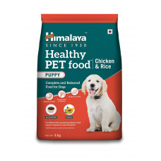 Himalaya Healthy Pet Food Chicken & Rice (Puppy) 3 kg